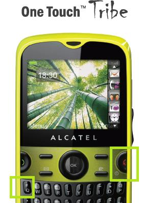 Alcatel OT-800 mở mã bảo vệ,Alcatel OT-800 hard reset,Alcatel OT-800 reset user code,Alcatel OT-800 user code