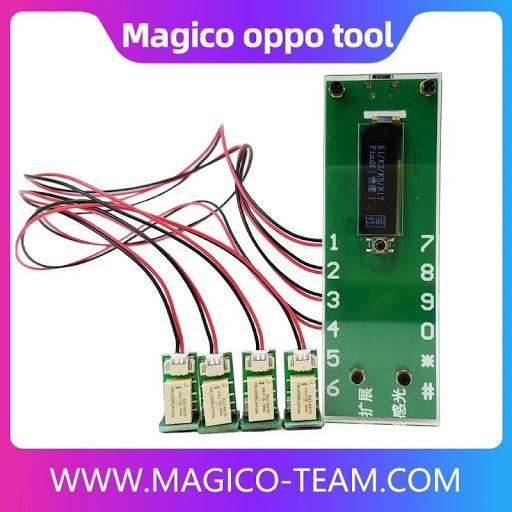 Magico Oppo Tool hỗ trợ mở Oppo ID, quay tay Samsung FRP